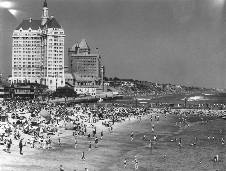 Long Beach Surfing and California Points of Historical Interest