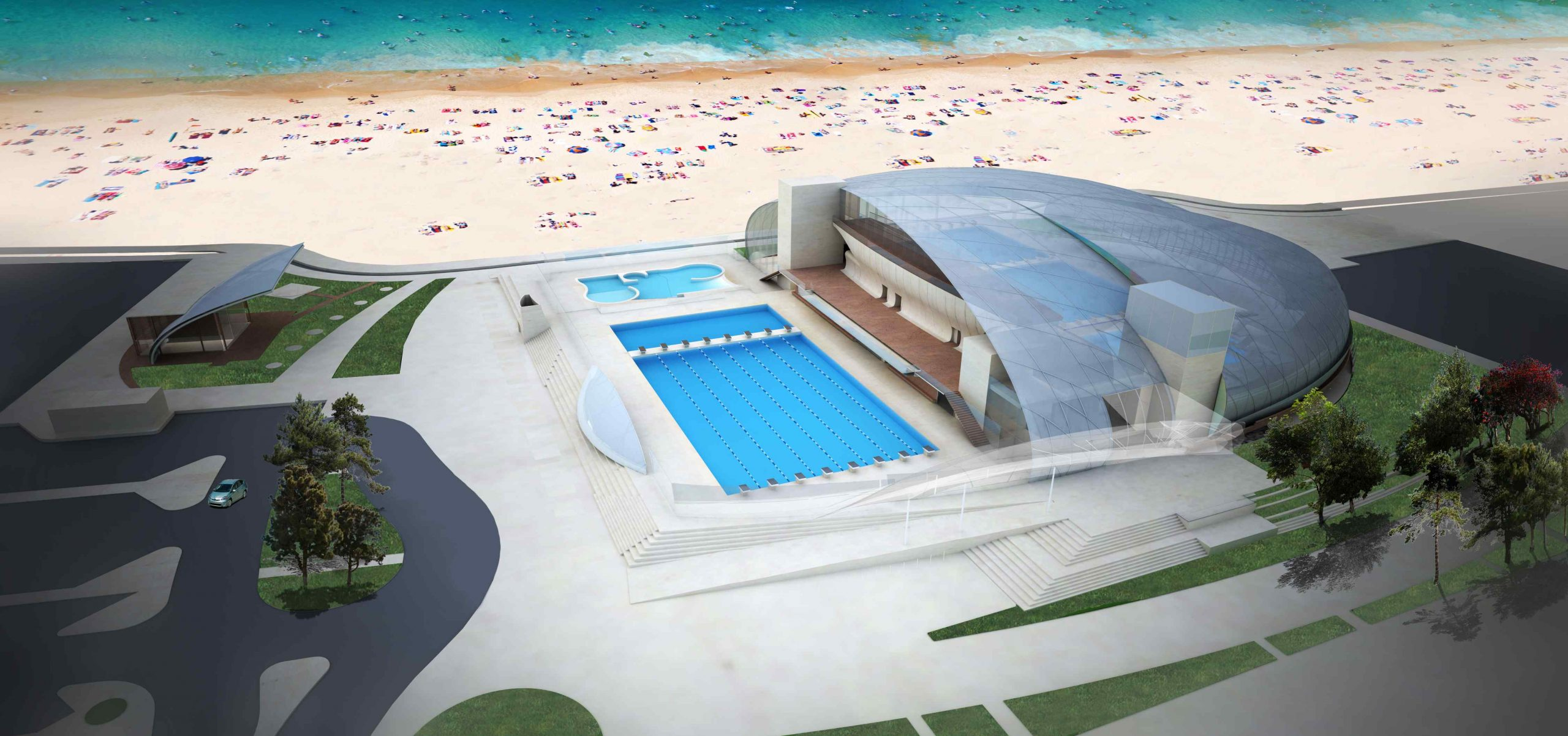 Belmont Beach and Aquatic Center – Surfrider's Position