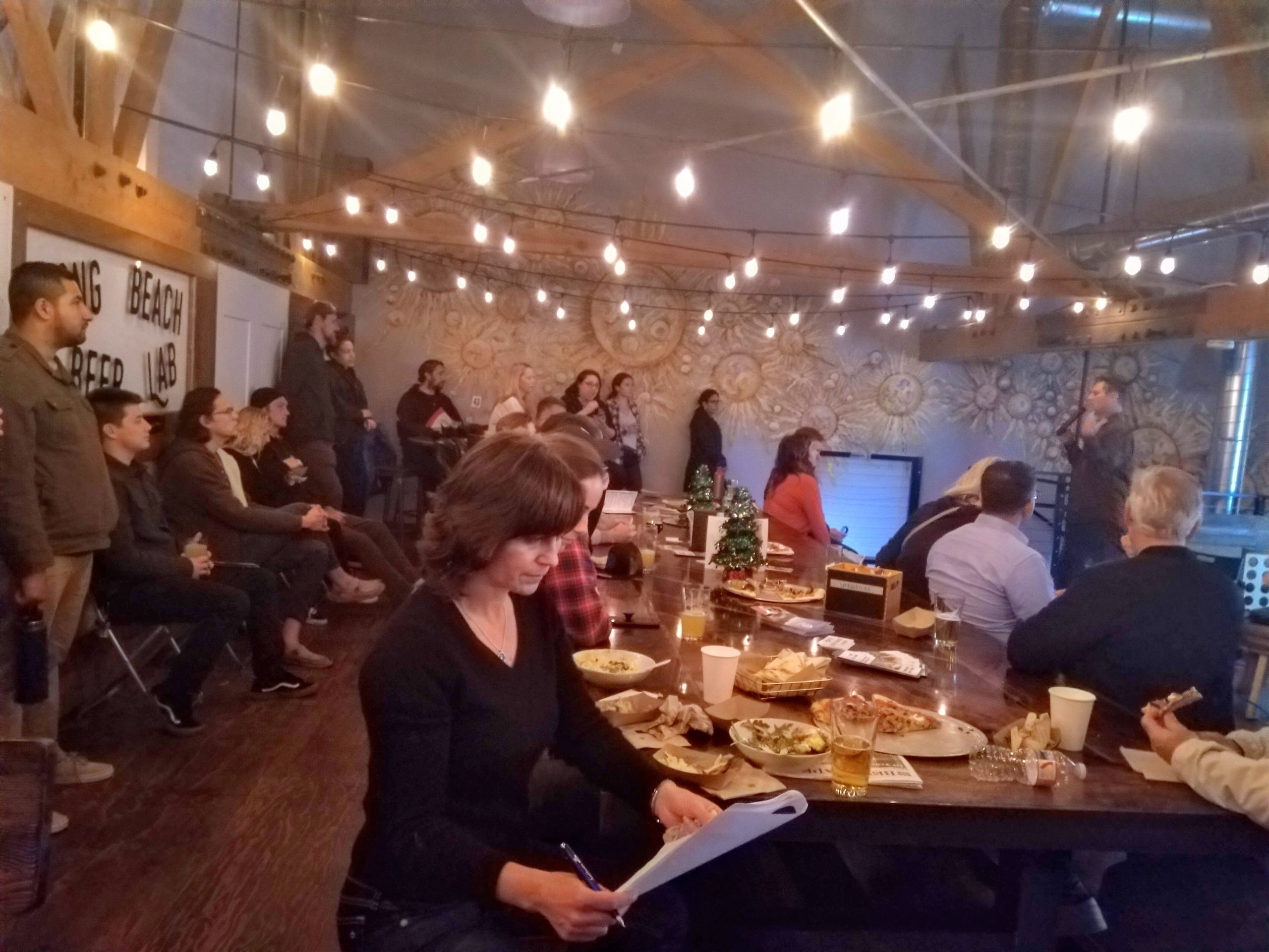 Overview of Chapter Social – The Breakwater!