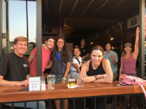 Chapter Social at K.C. Branaghan's